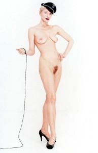 Desiree Nick nackt stars nackt