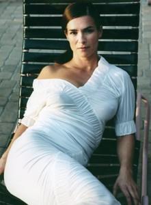 Katharina Witt nackt und durchsichtig