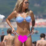 Michelle Hunziker nackt Bilder und Sylvie Meis im Bikini